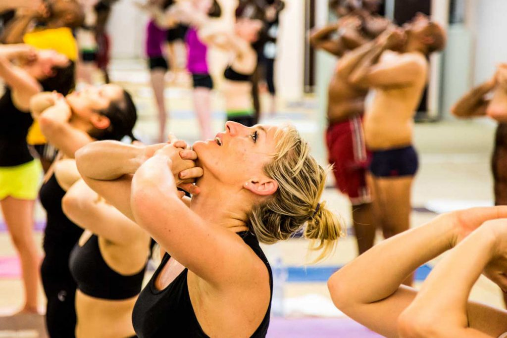 bikram yoga london review