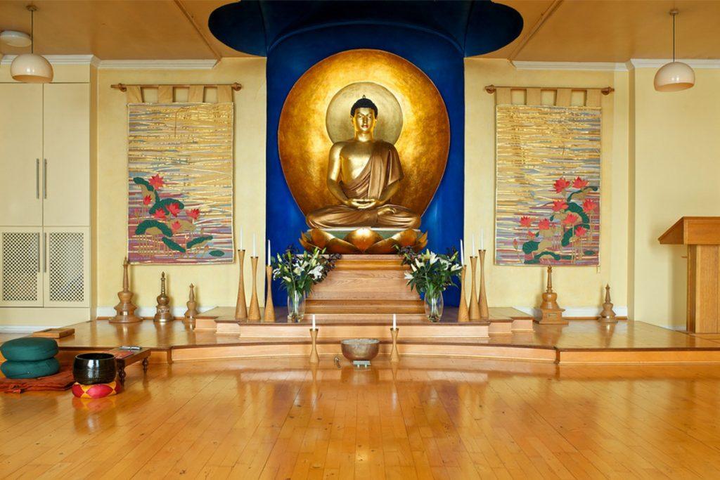 london buddhist centre meditation